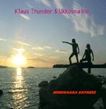 Ukkosmaine: Niinivaara Express -cd